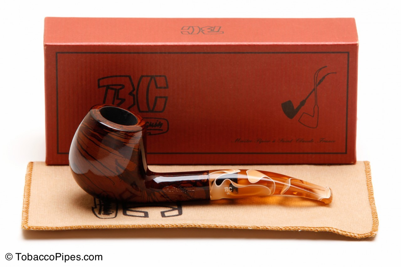 Butz-Choquin history on tobacco pipes