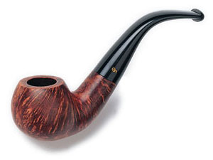 Picture of a perfect tobacco pipe.