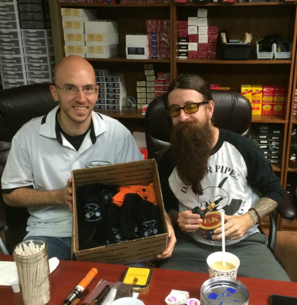 Independent Pipe Club Meetup at TobaccoPipes.com