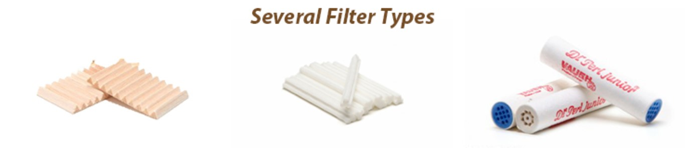 Pipe Filters come in varying designs