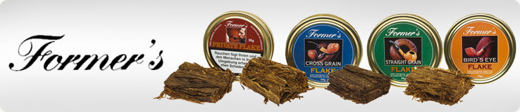 Former's Pipe Tobacco