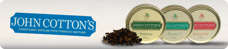 John Cotton's Pipe Tobacco