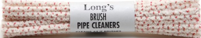 BJ Long Bristle Brush Pipe Cleaner