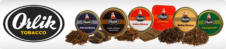 Orlik Pipe Tobacco