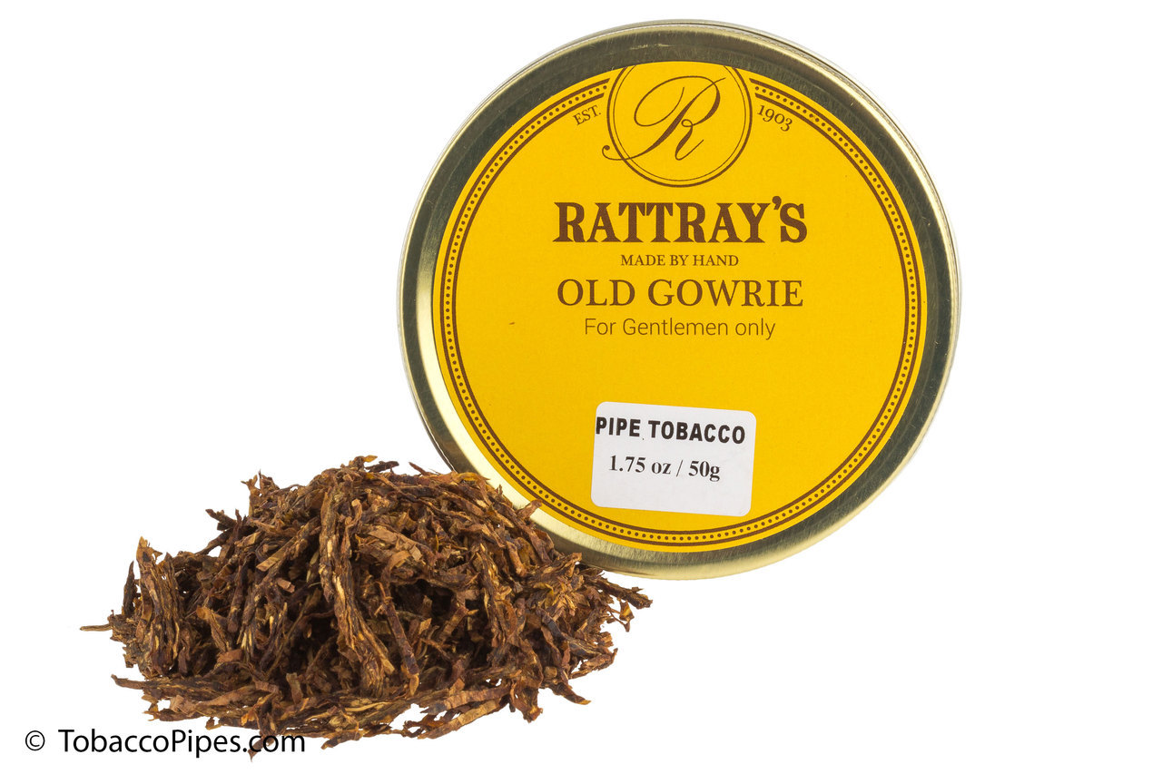 Rattray's Old Gowrie Tobacco Pipe