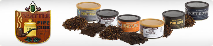 Seattle Pipe Club Pipe Tobacco