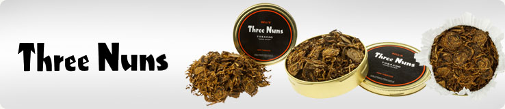 Three Nuns Pipe Tobacco